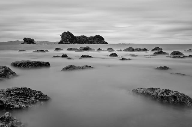 the vast of coromandel peninsula new zealand