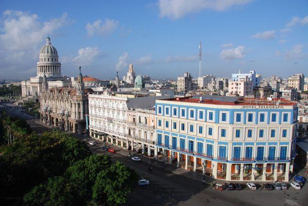 Hotel Inglaterra, Havana