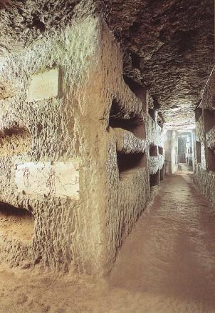 Rome - Catacombe Di Domitilla