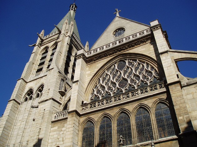 The Church of St Severin