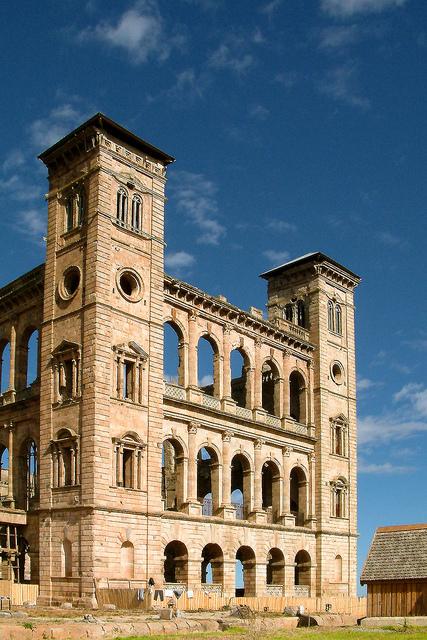 The Rova of Antananarivo, Madagascar