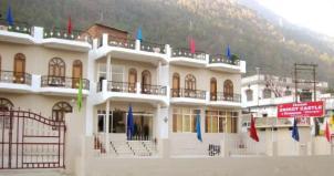 Hotel Srikot Castle