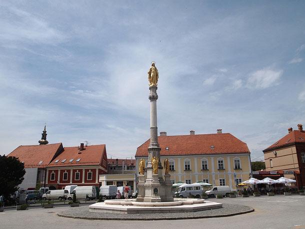 Kaptol Square, Zagreb