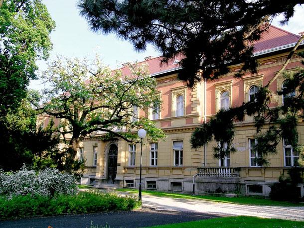 Sheraton hotel in Zagreb
