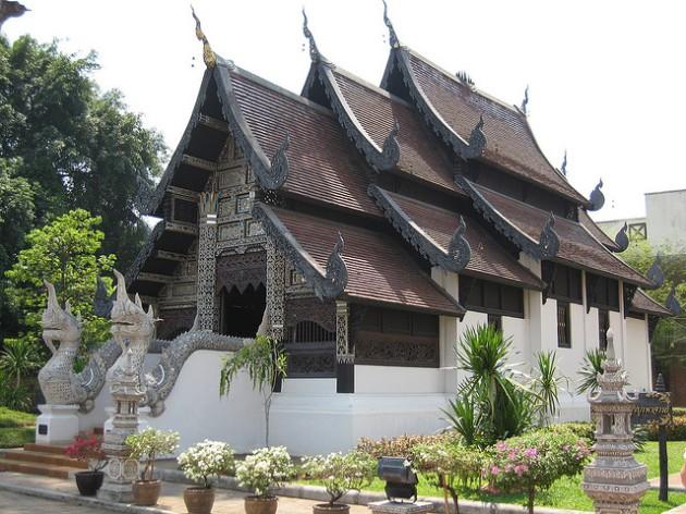 Chiang Mai Wat - Thailand