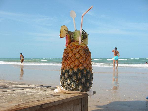 Enjoyig the beach