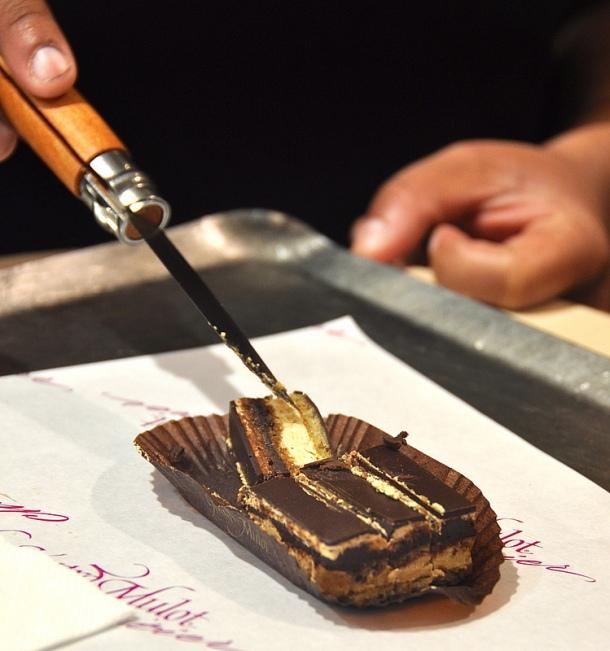 Gerard Mulot Opera Cake