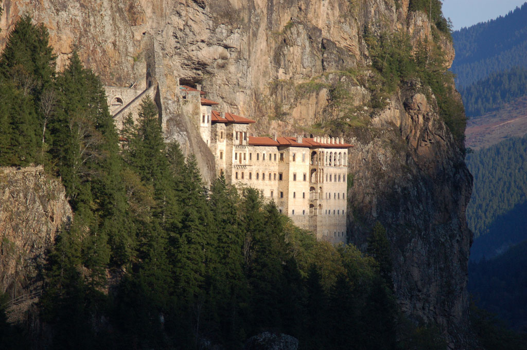 The Sumela Monastery in Turkey  Trip & Travel News