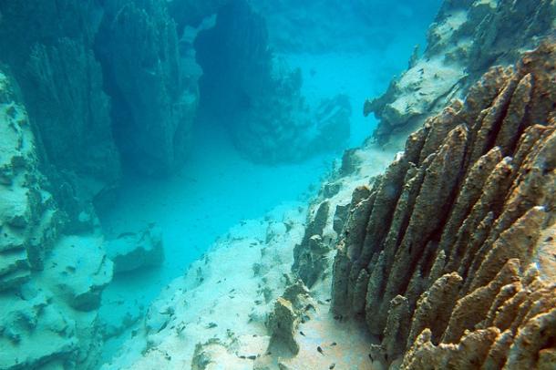 Underwater at Coron