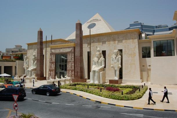 Wafi, Dubai