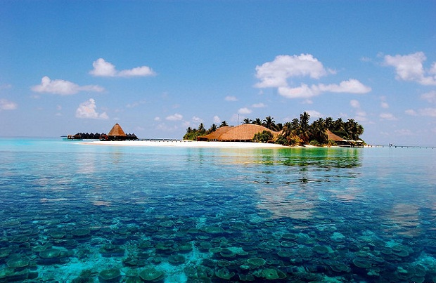 Angaga Island Resort & Spa, Maldives