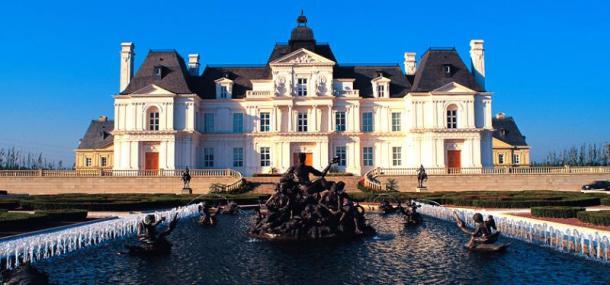Chateau Laffitte Hotel