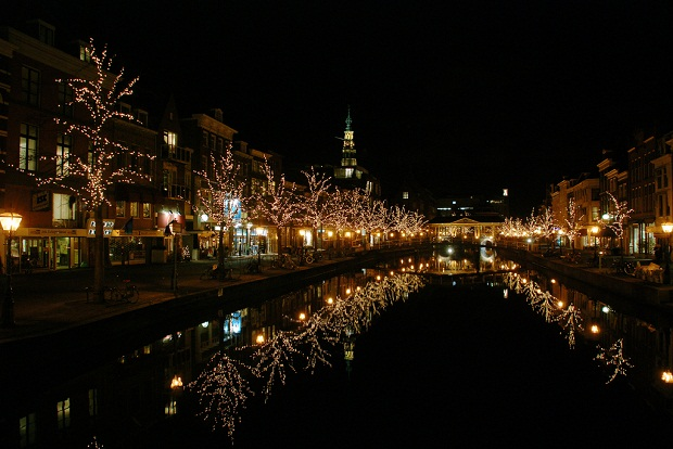 Christmas in Netherlands Maastricht