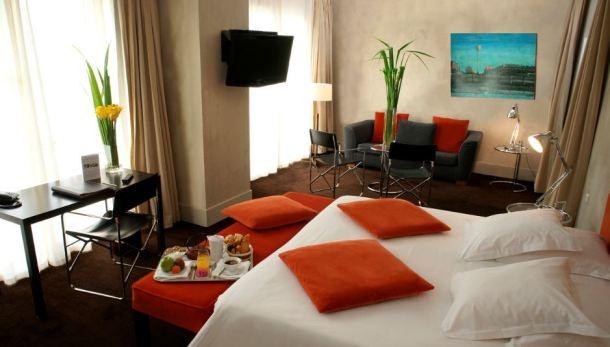 Hotel's room