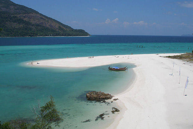 Ko Lipe sunset beach