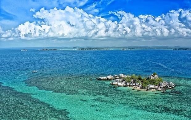 Lengkuas Island Belitung
