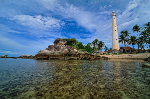 Lengkuas Island Lighthouse