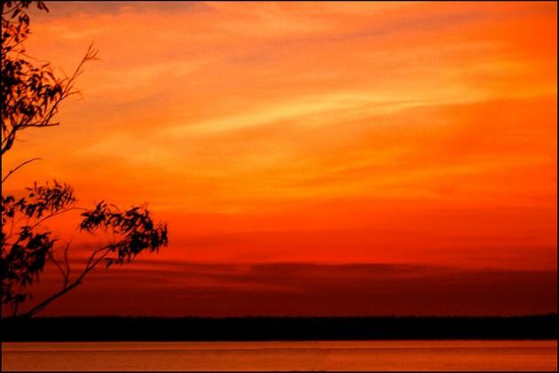 Tiwi Island sunrise