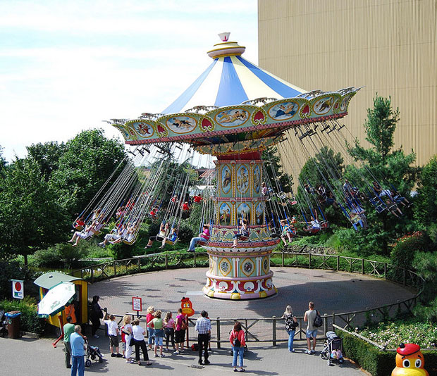 Wunderland carousel