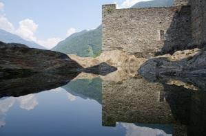 Lake of Castelgrande