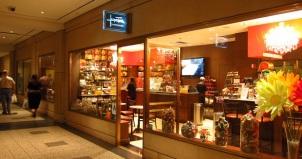 Jaques Torres Chocolate shop
