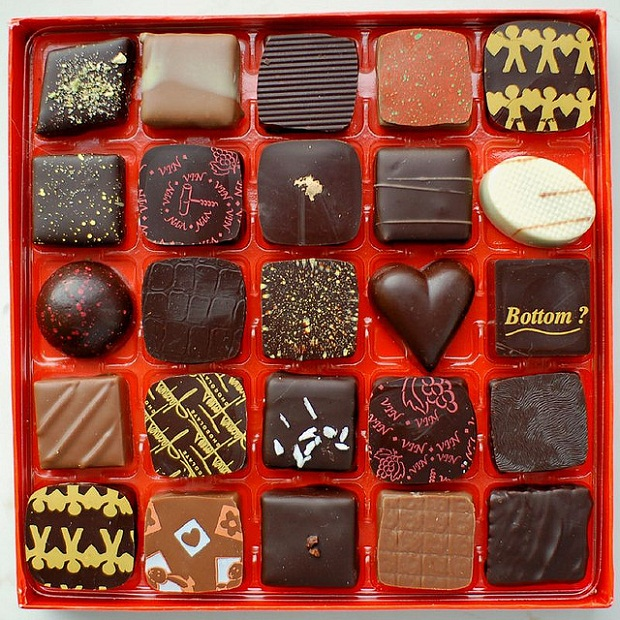 Small Chocolates