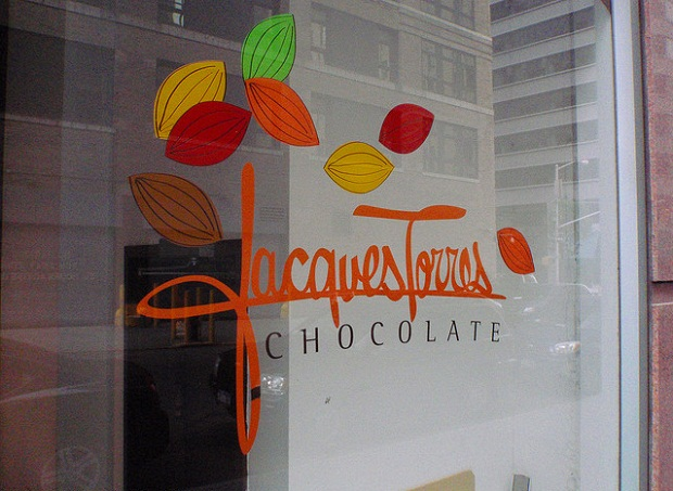 Jacques Torres window