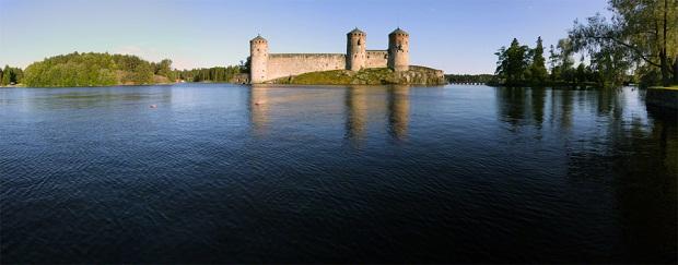 Olavinlinna Castle Savonlinna