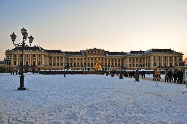 Schönbrunn Christmas