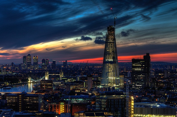 The Shard Sunrise