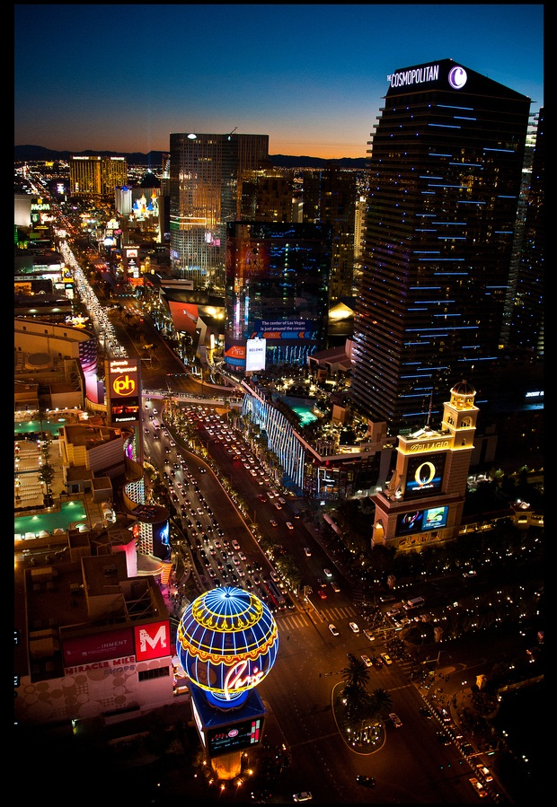 Vegas Christmas