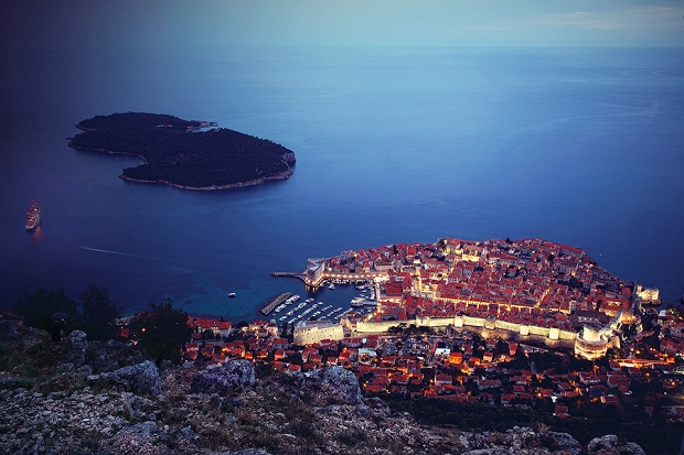 Lokrum Dubrovnik Golden City