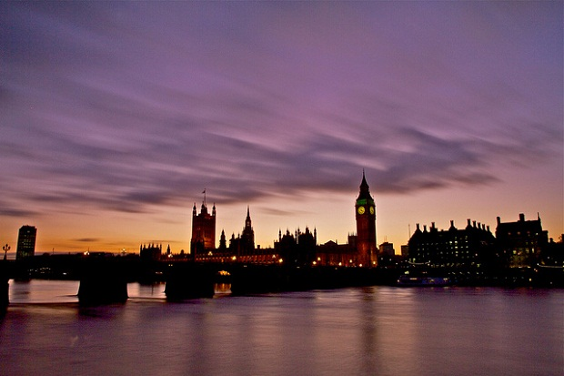 London Sunset