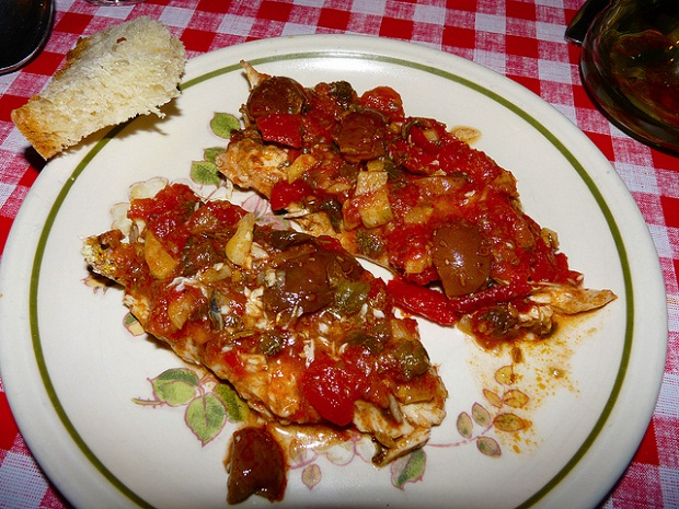Spicy Lampuki
