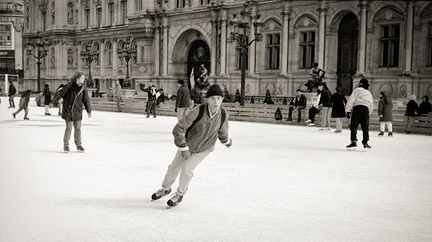 Parisien Skater