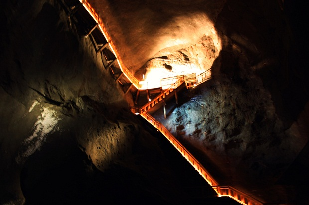 Wieliczka cave