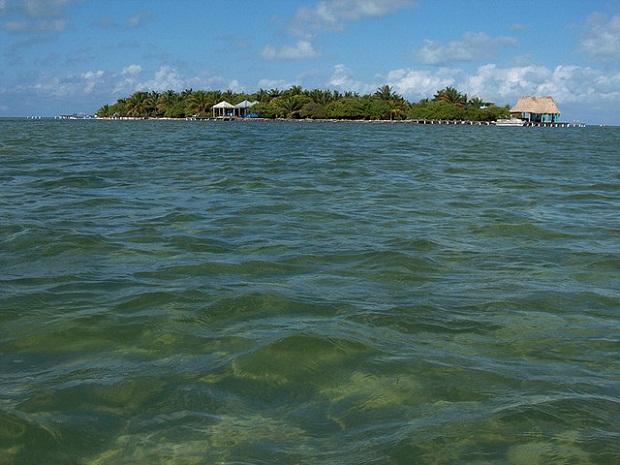 Cayo Espanto Island