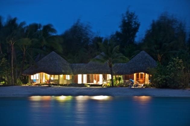 Hotels Le Meridien Bora Bora