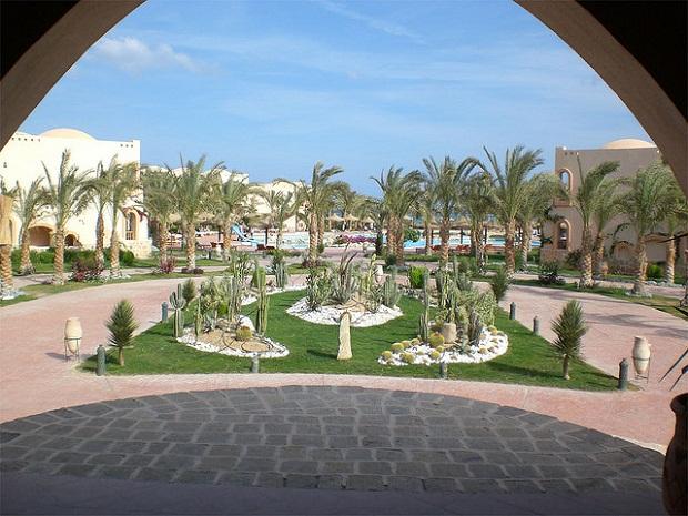 Marsa Alam Resort Garden