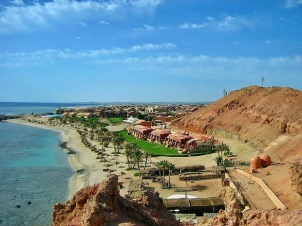 Marsa Alam Resort panoramic