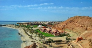 Marsa Alam Resort panoramic