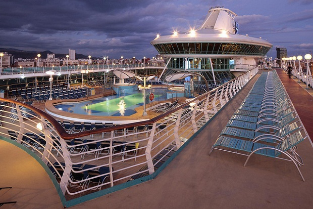 Royal Caribbean's Splendour of the Seas