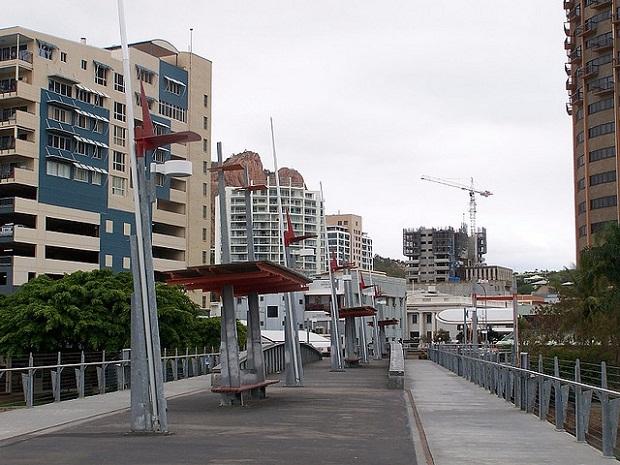 Townsville Victoria Bridge