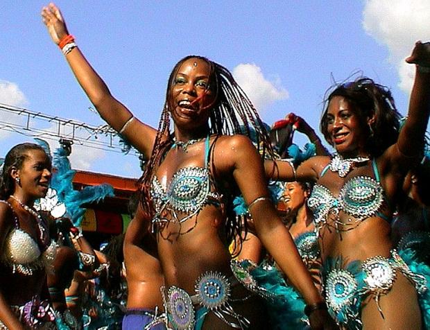 Trinidad Carnival 2013