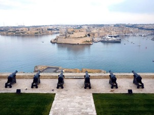 Valleta harbour