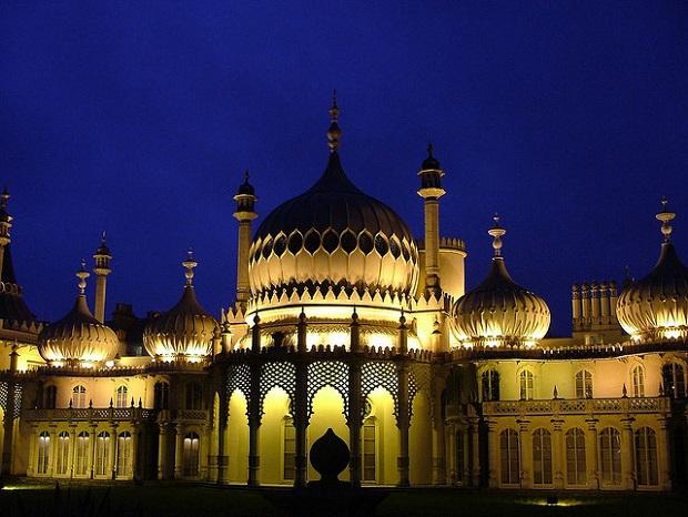 Brighton Pavilion Palace