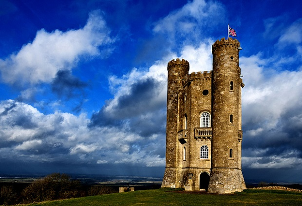 Broadway Tower View