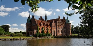 Egeskov Castle Lake