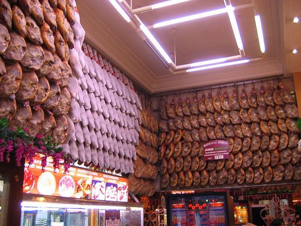 Museum Jamon Butchery salami