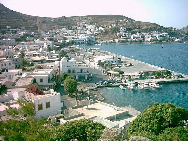 Patmos Mini harbor